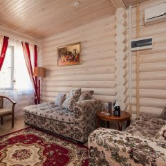 Эко-отель Озеро Дивное 3* Люкс с различными типами кроватей фото 9