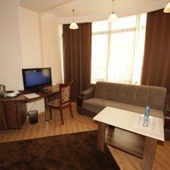 Отель Арцах 3* Номер Делюкс разные типы кроватей фото 9