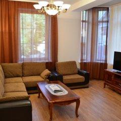Гостиница Горный Хрусталь Апартаменты с различными типами кроватей фото 43