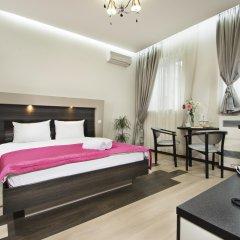 Status Apartments Mini-Hotel Апартаменты с разными типами кроватей фото 7