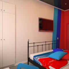 Hostel Racing Paradise Номер с общей ванной комнатой с различными типами кроватей (общая ванная комната)