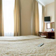 Гостиница Комфорт 3* Улучшенный номер двуспальная кровать фото 4