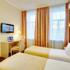 Гостиница Бристоль 3* Стандартный номер с различными типами кроватей фото 6