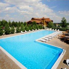 Мини-отель Панская Хата бассейн фото 3