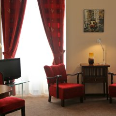 Hotel Leonardo Prague 4* Улучшенный номер с различными типами кроватей фото 3