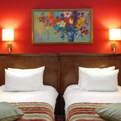 Ареал Конгресс отель 4* Стандартный номер разные типы кроватей