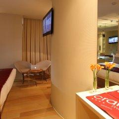 Hotel Cram 4* Стандартный номер с различными типами кроватей фото 5