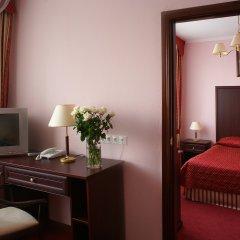 Гостиница Салют 4* Люкс с разными типами кроватей фото 4