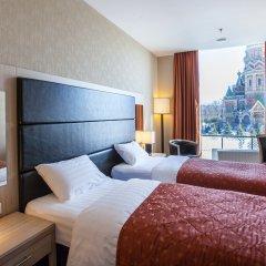 Гостиница Новый Петергоф 4* Стандартный номер с различными типами кроватей