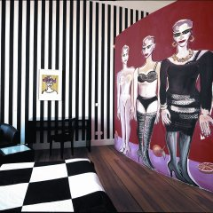 Отель Arte Luise Kunsthotel 3* Номер Комфорт фото 9
