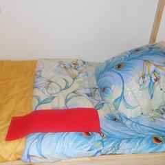 Хостел Алексеево-1 Кровать в мужском общем номере с двухъярусными кроватями
