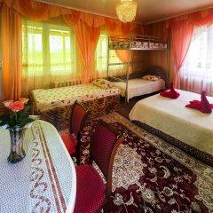 Гостиница Востряково комната для гостей фото 4