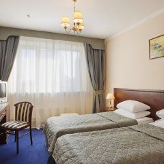 Гостиница Салют 4* Номер Комфорт с разными типами кроватей фото 5