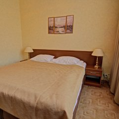 Гостиница Сокол 3* Стандартный номер с двуспальной кроватью