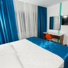 Мини-Отель Global Sky Стандартный номер с различными типами кроватей фото 2