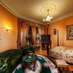Бутик-отель Анна 4* Улучшенный люкс с различными типами кроватей фото 2