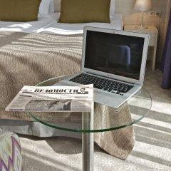 Гостиница Спорт Инн 4* Апартаменты разные типы кроватей фото 4