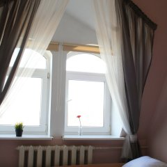 Хостел Education Кровать в общем номере двухъярусные кровати фото 5