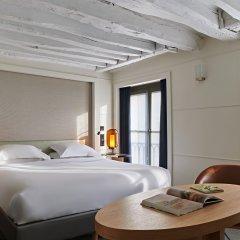 Отель Hôtel Opéra Richepanse 4* Улучшенный номер с различными типами кроватей фото 3