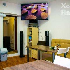 Хостел Hothos Кровать в общем номере с двухъярусной кроватью фото 7