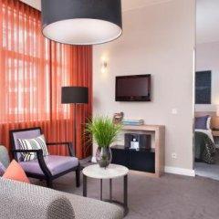 Adina Apartment Hotel Berlin CheckPoint Charlie 4* Студия с различными типами кроватей фото 7