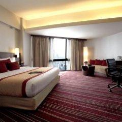 Ambassador Bangkok Hotel 4* Номер Делюкс фото 8