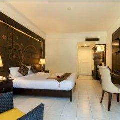 Отель Amora Beach Resort 4* Улучшенный номер фото 6