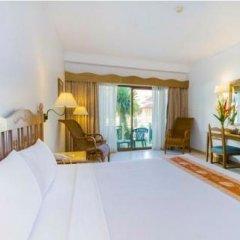 Отель Amora Beach Resort 4* Стандартный номер фото 6