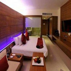 Отель Novotel Phuket Kata Avista Resort And Spa 4* Номер Делюкс разные типы кроватей