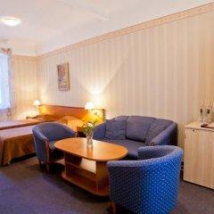 City Hotel Teater 4* Стандартный номер с разными типами кроватей фото 40