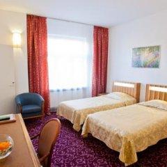 City Hotel Teater 4* Стандартный номер с разными типами кроватей фото 42