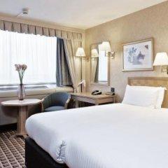 Copthorne Tara Hotel London Kensington 4* Улучшенный номер с различными типами кроватей фото 12