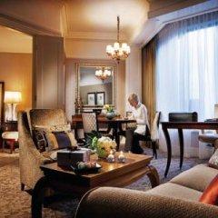 Four Seasons Hotel Singapore 5* Люкс с различными типами кроватей фото 7
