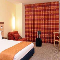 Отель iH Hotels Milano Gioia 4* Стандартный номер с различными типами кроватей фото 25