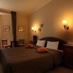 Hotel Leonardo Prague 4* Стандартный номер с различными типами кроватей фото 14