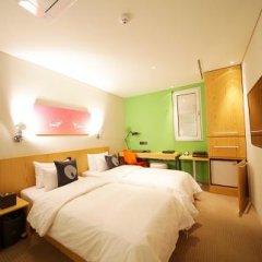 Hotel The Designers Samseong 3* Номер Делюкс с различными типами кроватей фото 15