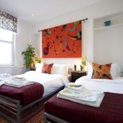 Отель Griffin Guest House Великобритания, Кемптаун - отзывы, цены и фото номеров - забронировать отель Griffin Guest House онлайн комната для гостей фото 8