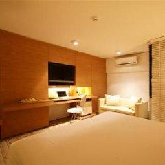 I Residence Hotel Silom 3* Номер Делюкс с различными типами кроватей фото 39