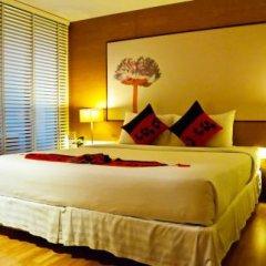 I Residence Hotel Silom 3* Номер Делюкс с различными типами кроватей фото 40