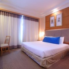 Отель Jasmine City 4* Стандартный номер с разными типами кроватей фото 3