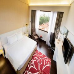 Village Hotel Bugis 4* Стандартный номер с различными типами кроватей фото 14