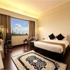 Village Hotel Bugis 4* Номер Делюкс с различными типами кроватей фото 8