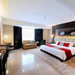 Отель DoubleTree by Hilton Bangkok Ploenchit 5* Номер Делюкс фото 13