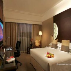 Отель PARKROYAL COLLECTION Marina Bay 5* Номер Делюкс фото 20