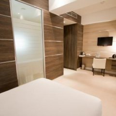 Отель TheWesley 4* Стандартный номер с различными типами кроватей фото 14