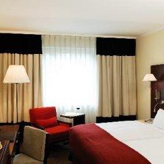 Hotel NH Düsseldorf City Nord 4* Стандартный номер разные типы кроватей фото 26