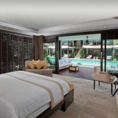Отель Nikki Beach Resort 5* Стандартный номер с различными типами кроватей фото 9