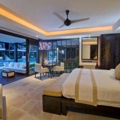 Отель Nikki Beach Resort 5* Стандартный номер с различными типами кроватей фото 10