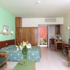 Отель Panas Holiday Village 3* Студия с различными типами кроватей фото 5