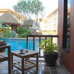 Отель Patong Paragon Resort & Spa 4* Номер Делюкс с различными типами кроватей фото 16